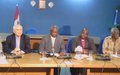 Joint Statement by the EAC-COMESA, ICGLR, AU and UN on the situation in Burundi
